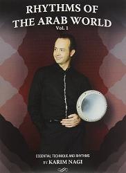 Rhythms of the Arab World Vol.1 with Karim Nagi DVD