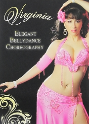 Elegant Bellydance Choreography with Virginia