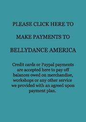 Click Here to Make a Payment on Your Bellydance America Account