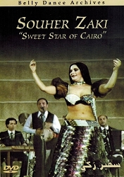 Sweet Star of Cairo - Souher Zaki DVD