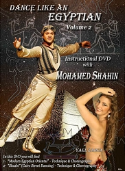 Dance Like an Egyptian Vol. 2 with Mohammed Shahin