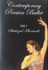 Contemporary Persian Ballet Vol. 1 with Shahrzad Khorsandi