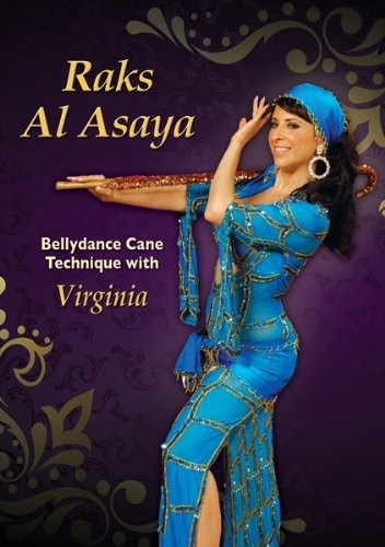 Raks Al Asaya: Bellydance Cane Technique with Virginia