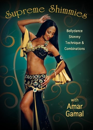 Supreme Shimmies with Amar Gamal DVD