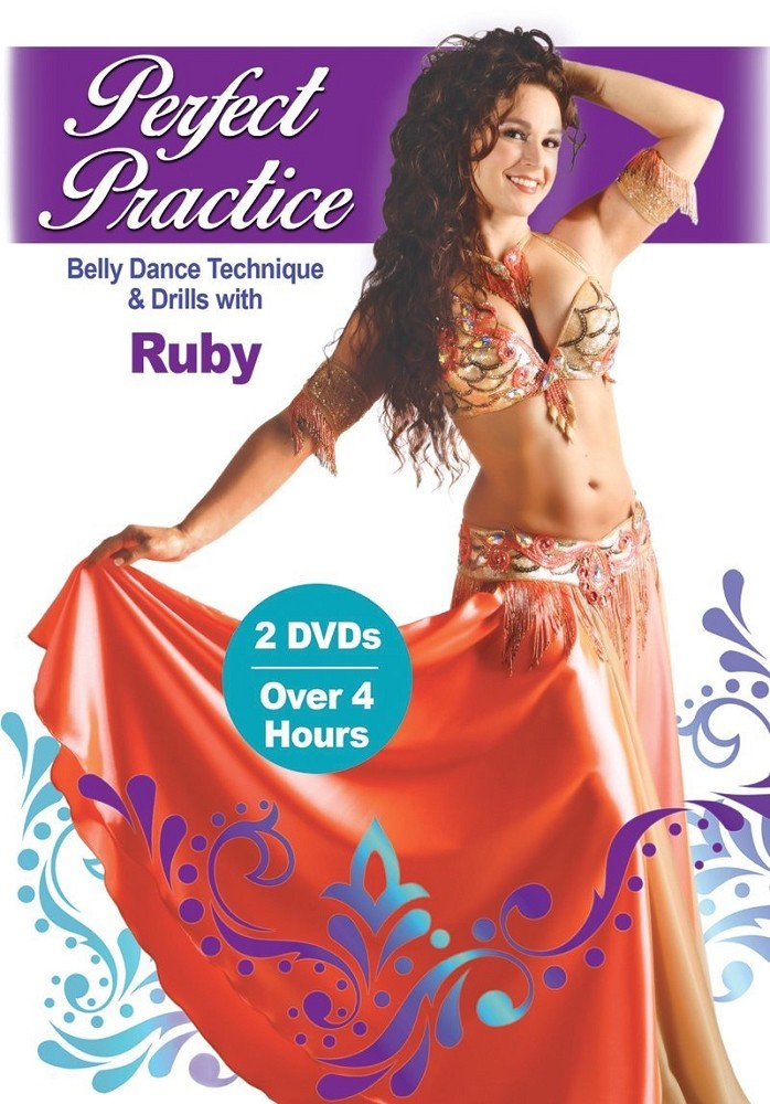 Perfect Practice Belly Dance Technique & Drills with Ruby