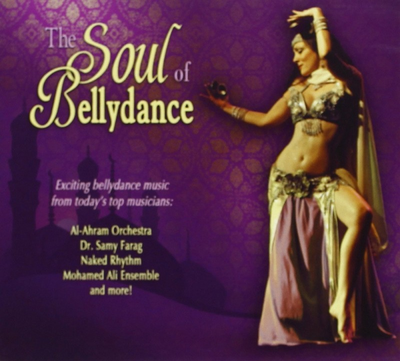 The Soul of Bellydance CD
