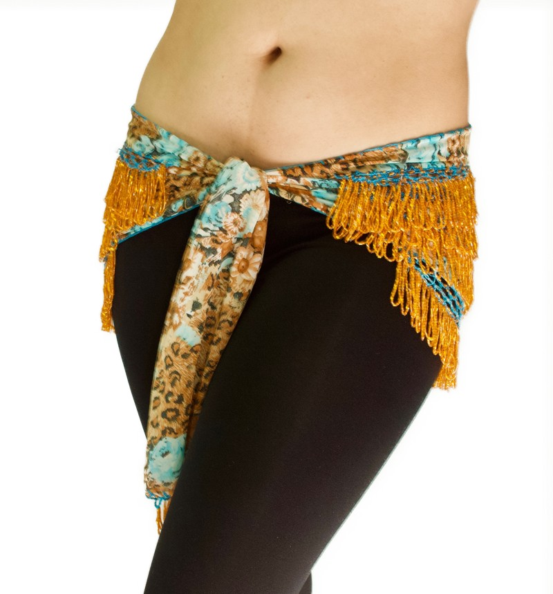 Egyptian Handmade Hip Scarf